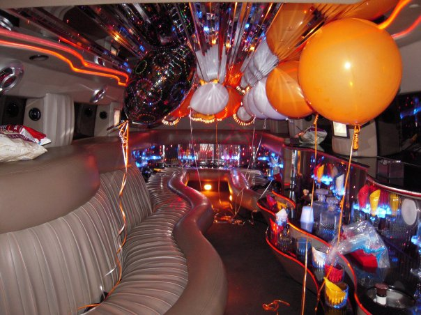 Birthday-Limo
