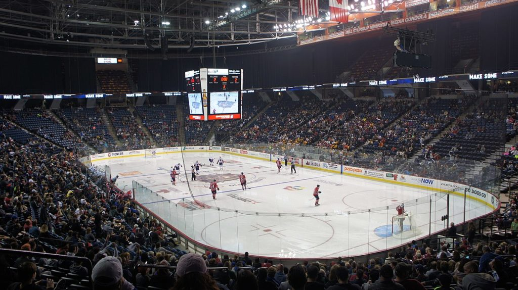 Sports Events In Ontario